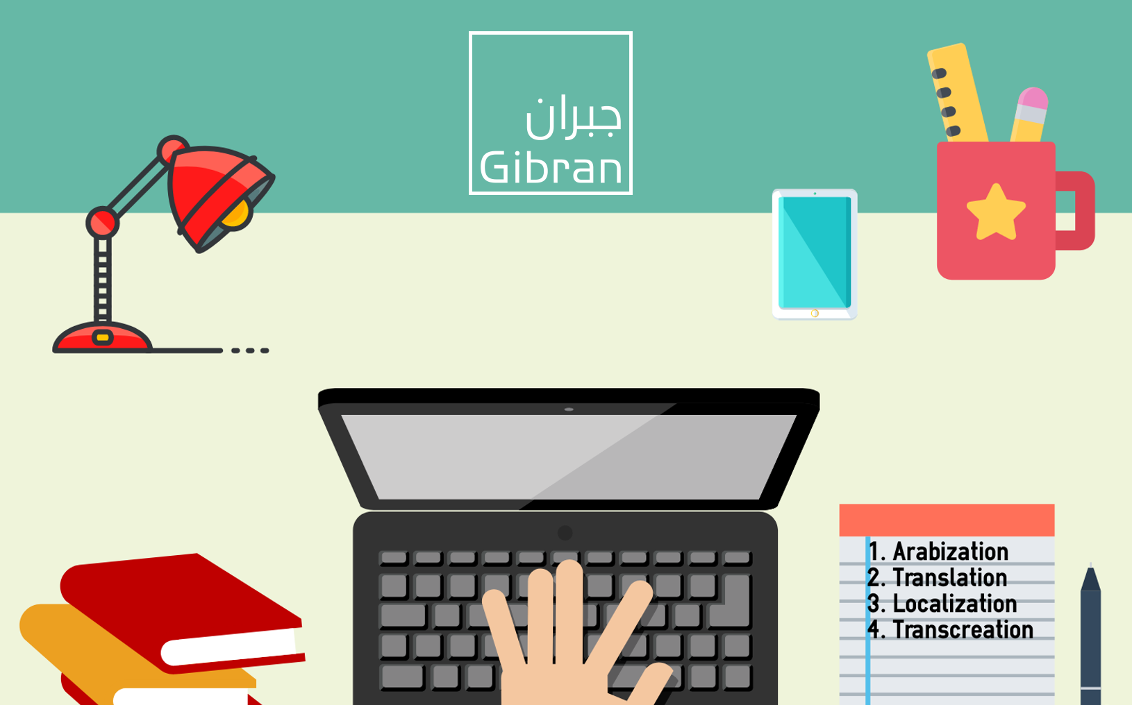 Gibran Translation Services Company in Jordan, KSA and UAE | About Us